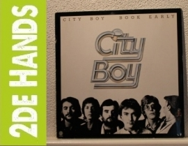 City Boy - Book Early (LP) C80-A40