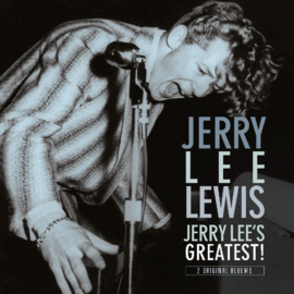 Jerry Lee Lewis - Jerry Lee Lewis - Jerry Lee's Greatest ! (LP)