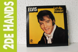 Elvis Presley – Let's Be Friends (LP) B80