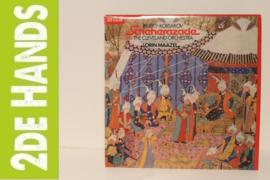 Rimsky-Korsakov, The Cleveland Orchestra, Lorin Maazel – Scheherazade (LP) B90