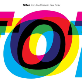 New Order, Joy Division ‎– Total from Joy Division to New Order (2LP)