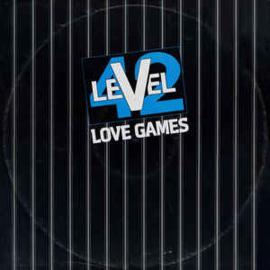 "Level 42 – Love Games (12"" Single) T20"