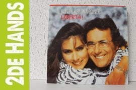 Al Bano & Romina Power ‎– Libertà! (LP) F20