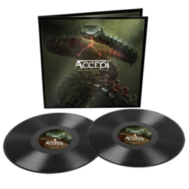 Accept - Too Mean To Die (PRE ORDER) (2LP)