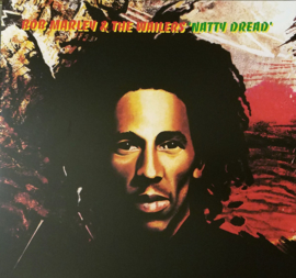 Bob Marley & The Wailers ‎– Natty Dread (LP)
