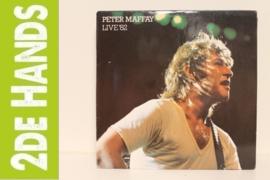 Peter Maffay – Live '82 (LP) D40