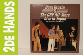 Dave Grusin And The GRP All-Stars – Live In Japan (LP) H30