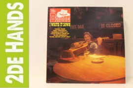 Ed Bruce ‎– I Write It Down(LP) C10