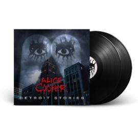 Alice Cooper - Dertroit Stories (PRE ORDER) (2LP)
