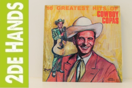 Cowboy Copas ‎– 16 Greatest Hits (LP) C20