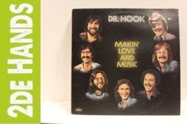 Dr. Hook ‎– Makin' Love And Music (LP) G20