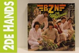 BZN – You're Welcome! (LP) B90