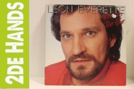Leon Everette – Where's The Fire (LP) E80
