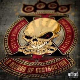 Five Finger Death Punch - A Decade of Destruction, Vol. 2 (2LP)