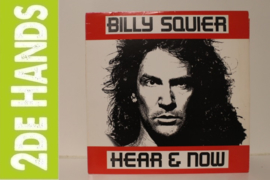 Billy Squier ‎– Hear & Now (LP) H50