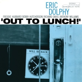 Eric Dolphy - Out To Lunch! -Blue Note Classic- (LP)