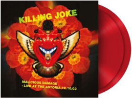 Killing Joke - Malicious Damage - Live At The Astoria (2LP)