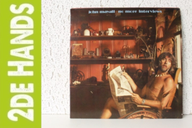 John Mayall ‎– No More Interviews (LP) D30