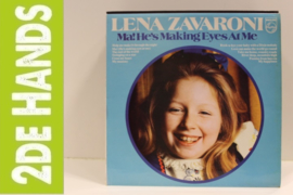Lena Zavaroni ‎– Ma! He's Making Eyes At Me (LP) B90