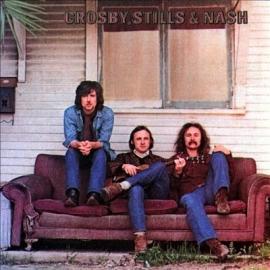 Crosby, Stills & Nash – Crosby, Stills & Nash (LP)