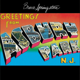 Bruce Springsteen albums op vinyl