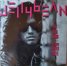 """Jellybean Featuring Steven Dante - The Real Thing (12"""" Single) T30"""