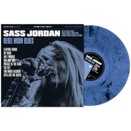 Sass Jordan - Rebel Moon Blues (PRE ORDER) (LP)