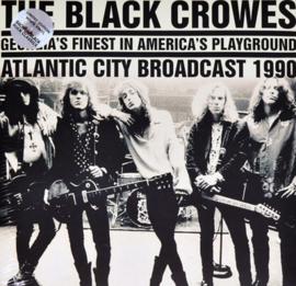 Black Crowes – Georgia's Finest In America's Playground: Atlantic City Broadcast 1990 (LP)