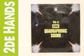 Various ‎– This Is EMI Quadraphonic Sound (LP) C70