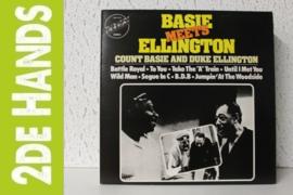 Count Basie And Duke Ellington – Basie Meets Ellington (LP) E90