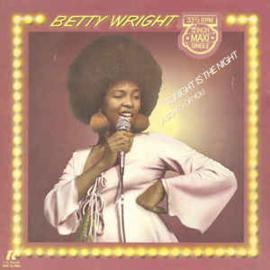 "Betty Wright – Tonight Is The Night (12"" Single) T20"