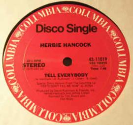 "Herbie Hancock – Tell Everybody (12"" Single) T20"