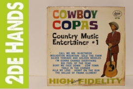 Cowboy Copas ‎– Country Music Entertainer No. 1 (LP) G60