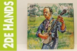 Art Rosenbaum – The Art Of The Mountain Banjo (LP) K80