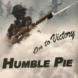 Humble Pie - On To Victory (LP)