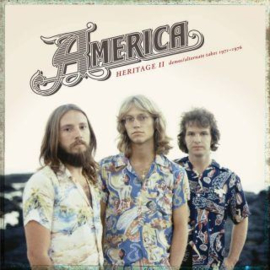 America ‎– Heritage II: Demos/Alternate Takes 1971-1976 (RSD 2020) (LP)