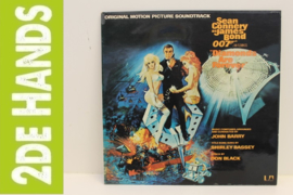 John Barry – Diamonds Are Forever (Original Motion Picture Soundtrack) (LP) D20
