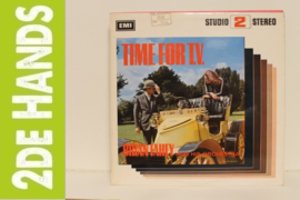 Brian Fahey And His Orchestra – Time For T.V. (LP) C80