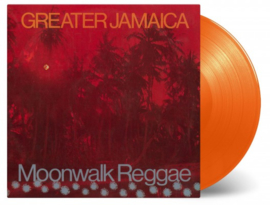 Tommy McCook & The Supersonics - Greater Jamaica Moonwalk Reggae (LP)