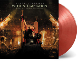 Within Temptation & The Metropole Orchestra - Black Symphony (3LP)