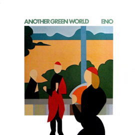 Brian Eno ‎– Another Green World (LP)