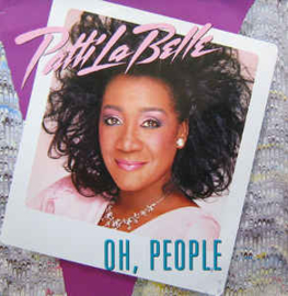 "Patti LaBelle ‎– Oh, People (12"" Single) T20"