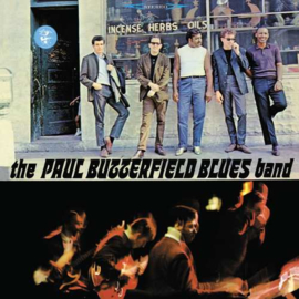 Paul Butterfield Blues Band ‎– The Paul Butterfield Blues Band (LP)