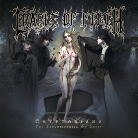 Cradle Of Filth ‎– Cryptoriana - The Seductiveness Of Decay (2LP)