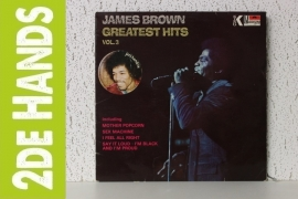 James Brown - Greatest Hits 3 (LP) E60