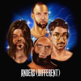Jeugd van Tegenwoordig - Anders (Different) (LP)