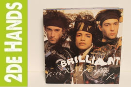 Brilliant ‎– Kiss The Lips Of Life (LP) G60
