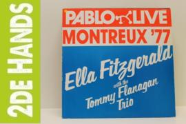 Ella Fitzgerald With The Tommy Flanagan Trio – Montreux '77 (LP) K80