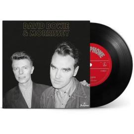 "David Bowie & Morrissey – Cosmic Dancer (Live) (7"" Single)"