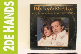 Bill Anderson & Mary Lou Turner - Billy Boy & Mary Lou (LP) H30